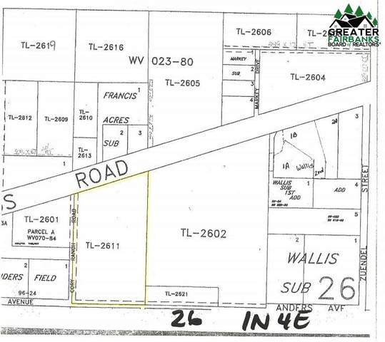 TL-2611 Cory Ranch Road, Fairbanks, AK 99712 (MLS #146155) :: Powered By Lymburner Realty