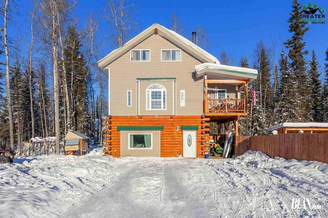 3710 Lismore Circle, North Pole, AK 99705 (MLS #146184) :: Powered By Lymburner Realty