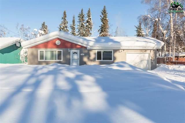 418 Iditarod Avenue, Fairbanks, AK 99701 (MLS #146188) :: Powered By Lymburner Realty