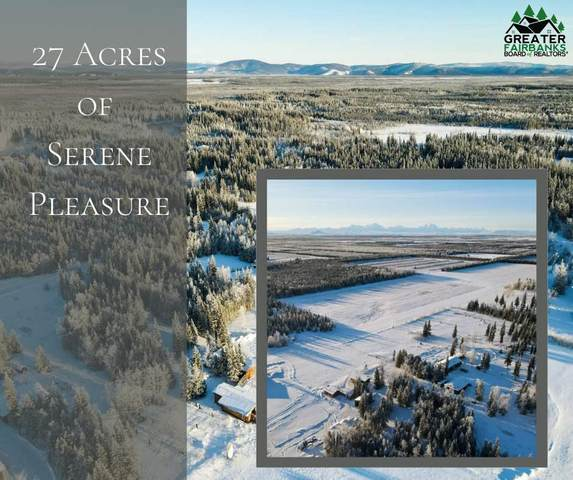 L19-25 Montana Road, Delta Junction, AK 99737 (MLS #146203) :: RE/MAX Associates of Fairbanks