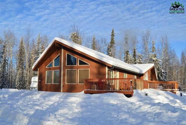 3939 Lakewood Loop, North Pole, AK 99705 (MLS #146208) :: Powered By Lymburner Realty