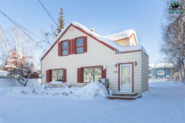 1531 Gillam Way, Fairbanks, AK 99701 (MLS #146213) :: Powered By Lymburner Realty