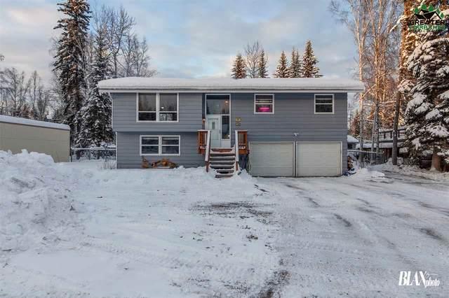 532 Lignite Avenue, Fairbanks, AK 99701 (MLS #146229) :: RE/MAX Associates of Fairbanks