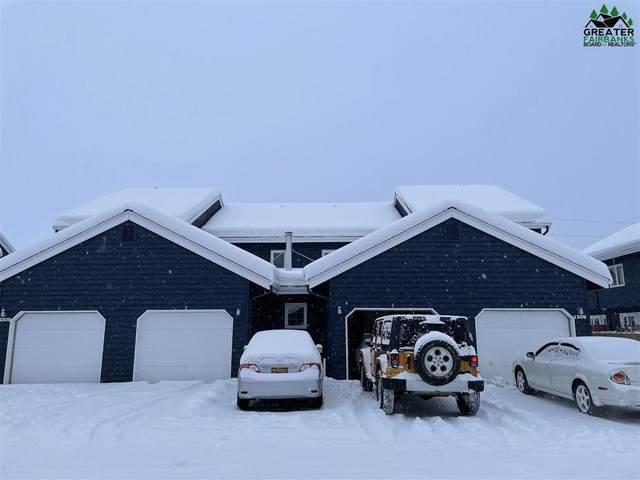 1309 28TH AVENUE, Fairbanks, AK 99701 (MLS #146233) :: RE/MAX Associates of Fairbanks