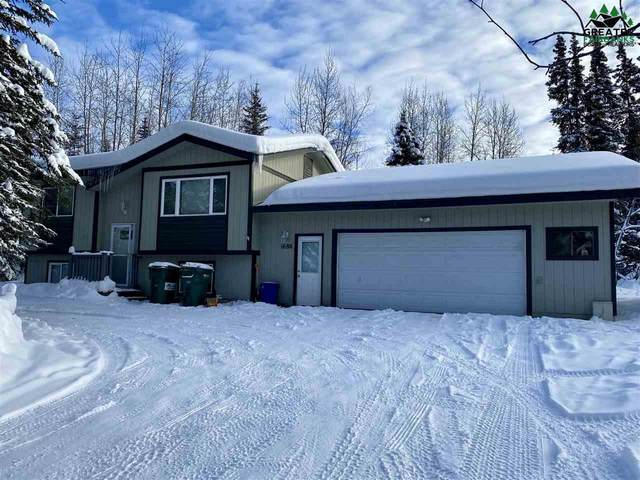 1688 Palomino Drive, North Pole, AK 99705 (MLS #146235) :: Powered By Lymburner Realty