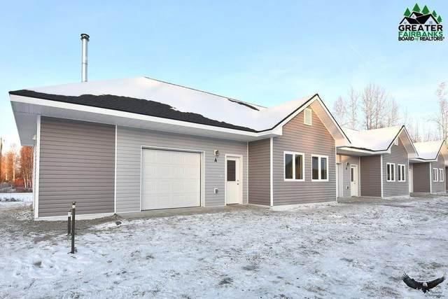 2416 Homestead Drive Unit C, North Pole, AK 99705 (MLS #146259) :: RE/MAX Associates of Fairbanks