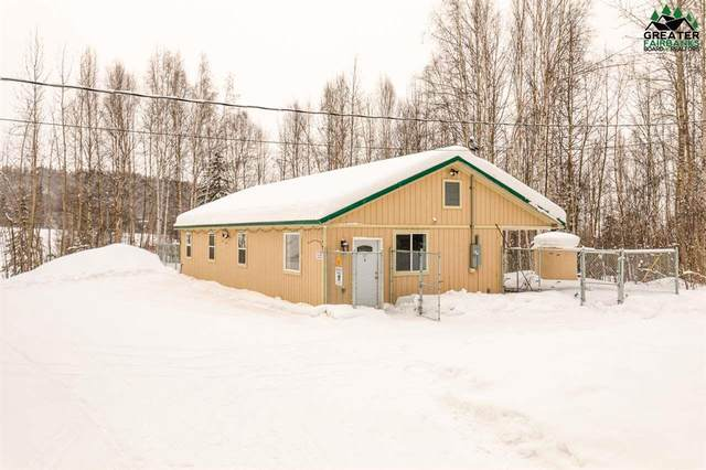 689 Whitney Drive, Fairbanks, AK 99701 (MLS #146263) :: Powered By Lymburner Realty