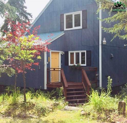 3055 Ester Dome Road, Fairbanks, AK 99709 (MLS #146276) :: Powered By Lymburner Realty