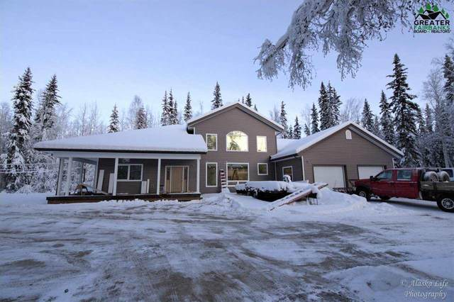 2180 Shale Court, North Pole, AK 99705 (MLS #146356) :: RE/MAX Associates of Fairbanks