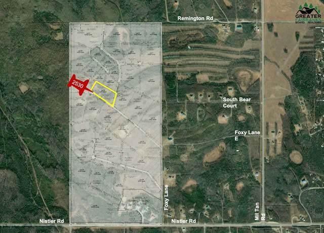 2530 Foxy Lane, Delta Junction, AK 99737 (MLS #146357) :: Powered By Lymburner Realty