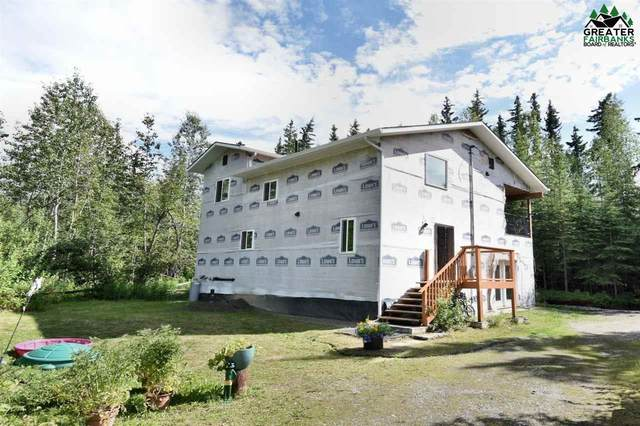 1145 Bradway Road, North Pole, AK 99705 (MLS #146434) :: Powered By Lymburner Realty