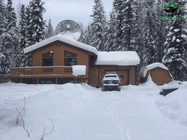 3338 Montana Circle, North Pole, AK 99705 (MLS #146451) :: Powered By Lymburner Realty