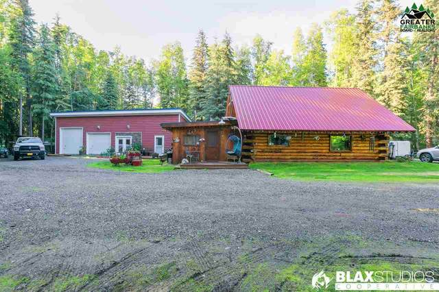 3216 Lew Meyers Lane, North Pole, AK 99705 (MLS #146521) :: RE/MAX Associates of Fairbanks