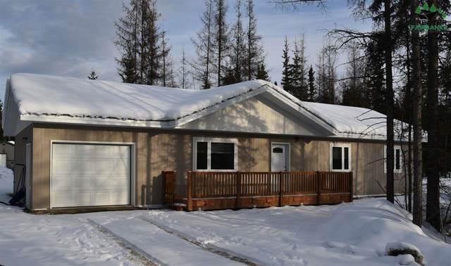 1124 Cheri Way, North Pole, AK 99705 (MLS #146587) :: Powered By Lymburner Realty
