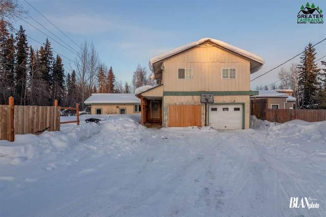709 Badger Road, North Pole, AK 99705 (MLS #146635) :: RE/MAX Associates of Fairbanks