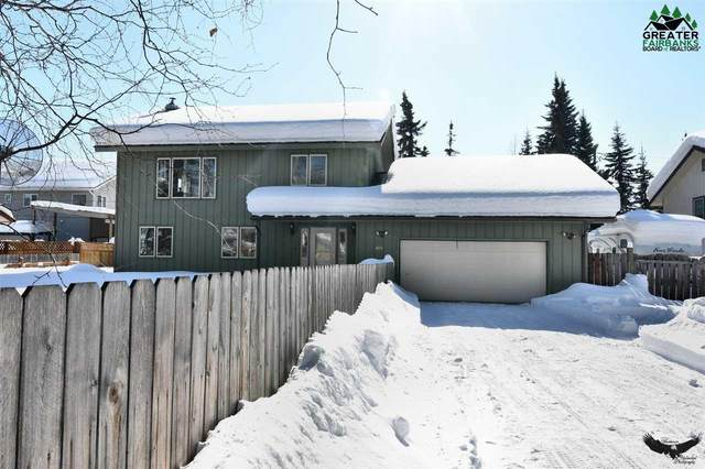 3073 Chinook Drive, Fairbainks, AK 99709 (MLS #146642) :: Powered By Lymburner Realty