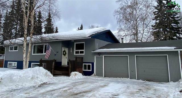 500 Craig Street, Fairbanks, AK 99701 (MLS #146705) :: RE/MAX Associates of Fairbanks
