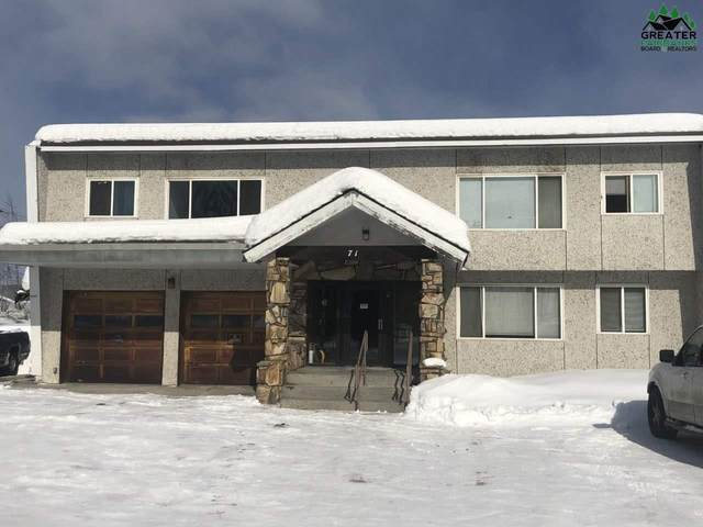 71-6 Slater Drive, Fairbanks, AK 99701 (MLS #146709) :: RE/MAX Associates of Fairbanks