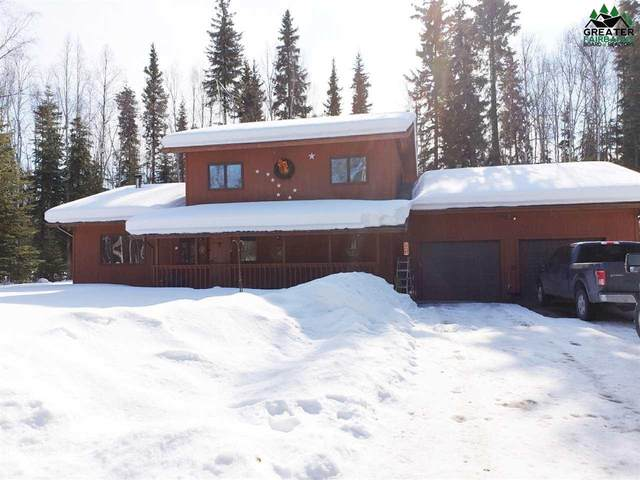 3041 Taxilane  C, North Pole, AK 99705 (MLS #146713) :: Powered By Lymburner Realty