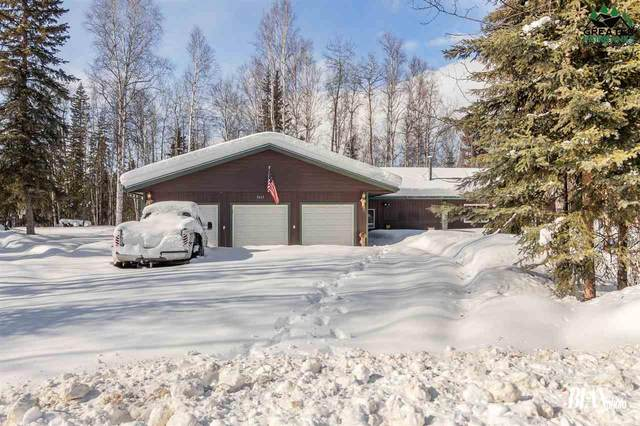 2663 Gordon Road, North Pole, AK 99705 (MLS #146725) :: RE/MAX Associates of Fairbanks