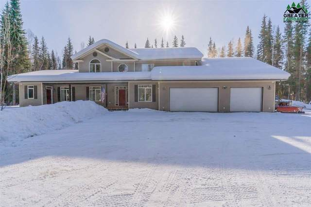 1850 Osborn Court, North Pole, AK 99705 (MLS #146728) :: RE/MAX Associates of Fairbanks