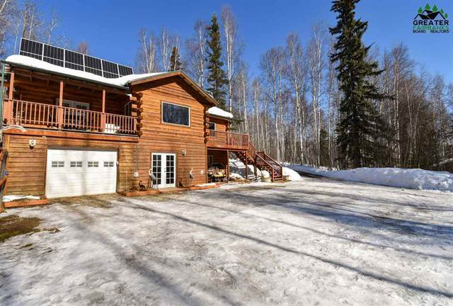683 Steele Creek Road, Fairbanks, AK 99712 (MLS #146731) :: RE/MAX Associates of Fairbanks