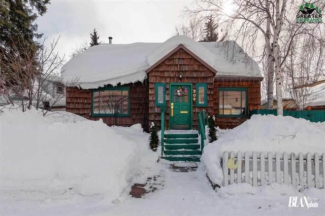 209 2ND AVENUE, Fairbanks, AK 99701 (MLS #146734) :: RE/MAX Associates of Fairbanks