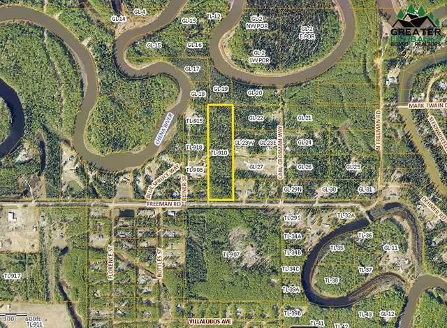 Freeman Road, Fairbanks, AK 99705 (MLS #146738) :: Powered By Lymburner Realty