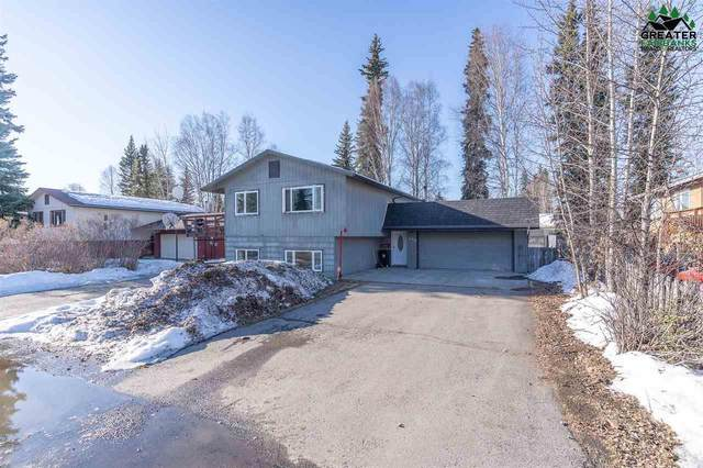 298 Shannon Drive, Fairbanks, AK 99701 (MLS #146756) :: RE/MAX Associates of Fairbanks