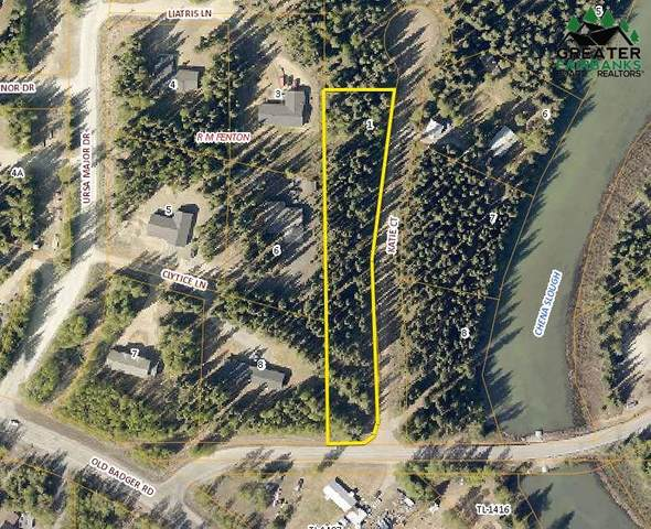 LOT 1 Katie Court, Fairbanks, AK 99705 (MLS #146770) :: Powered By Lymburner Realty