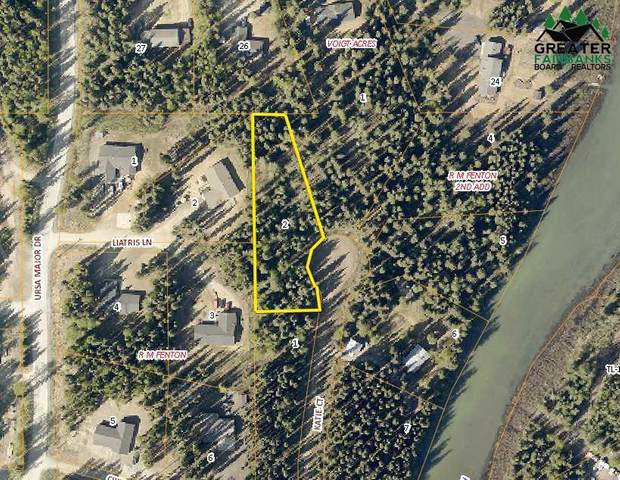 LOT 2 Katie Court, Fairbanks, AK 99705 (MLS #146771) :: Powered By Lymburner Realty