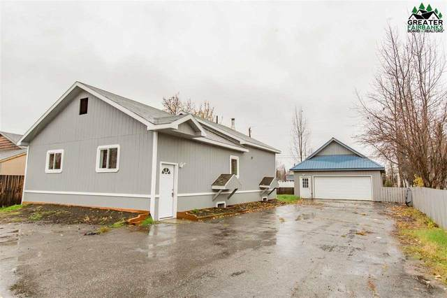 118 E 5TH AVENUE, North Pole, AK 99705 (MLS #146772) :: RE/MAX Associates of Fairbanks