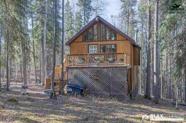6990 Harebell Avenue, Salcha, AK 99714 (MLS #146777) :: Powered By Lymburner Realty