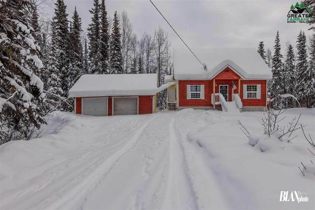 3061 Little Dome Court, Fairbanks, AK 99709 (MLS #146778) :: Powered By Lymburner Realty