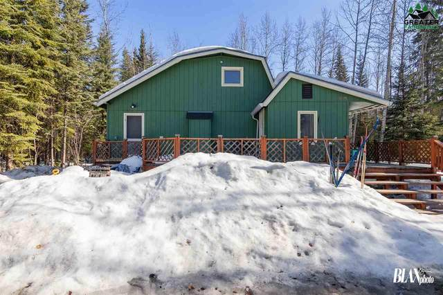 1815 Farmers Loop Road, Fairbanks, AK 99709 (MLS #146832) :: RE/MAX Associates of Fairbanks