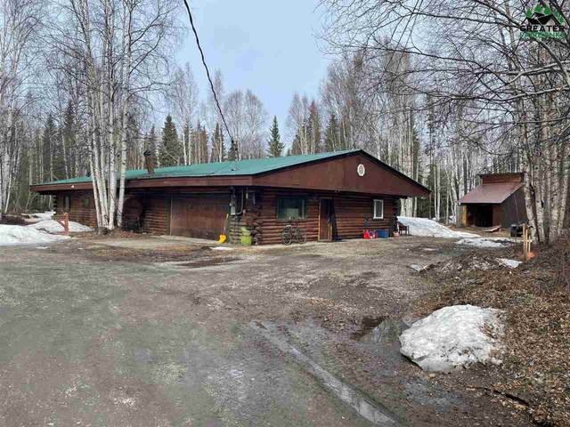 3440 Lindall Lane, North Pole, AK 99705 (MLS #146844) :: Powered By Lymburner Realty