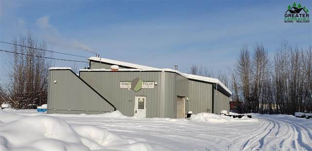 1200 Queen's Way, Fairbanks, AK 99701 (MLS #146860) :: Powered By Lymburner Realty