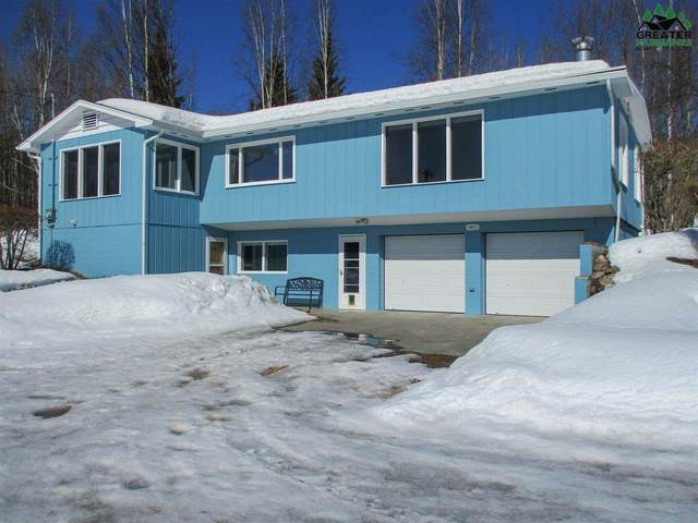 1017 N Old Steese Highway, Fairbanks, AK 99712 (MLS #146863) :: Powered By Lymburner Realty