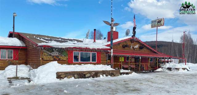 5760 Steese Highway, Chatanika, AK 99712 (MLS #146872) :: RE/MAX Associates of Fairbanks