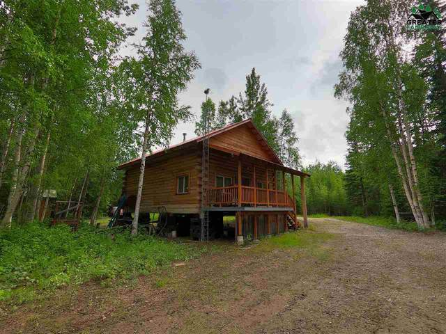 7022 Bessie Barnabas Trail, Salcha, AK 99714 (MLS #146978) :: RE/MAX Associates of Fairbanks