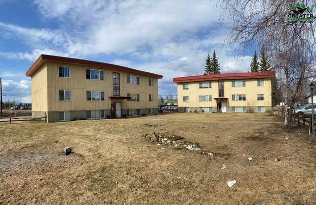 827 17TH AVENUE, Fairbanks, AK 99712 (MLS #146984) :: RE/MAX Associates of Fairbanks