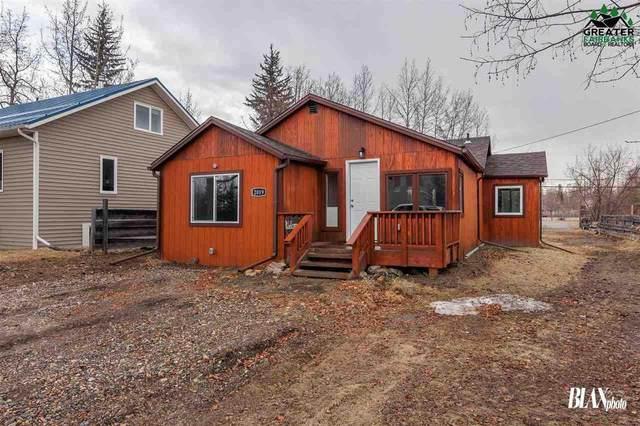 2019 Hilton Avenue, Fairbanks, AK 99701 (MLS #147012) :: RE/MAX Associates of Fairbanks