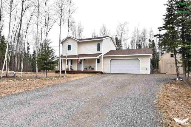2412 Baby Bell Drive, North Pole, AK 99705 (MLS #147016) :: RE/MAX Associates of Fairbanks