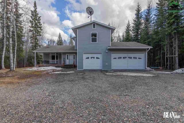 1480 Itta Drive, North Pole, AK 99705 (MLS #147017) :: RE/MAX Associates of Fairbanks