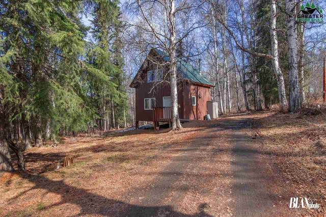380 Golf Club Drive, Fairbanks, AK 99712 (MLS #147042) :: Powered By Lymburner Realty
