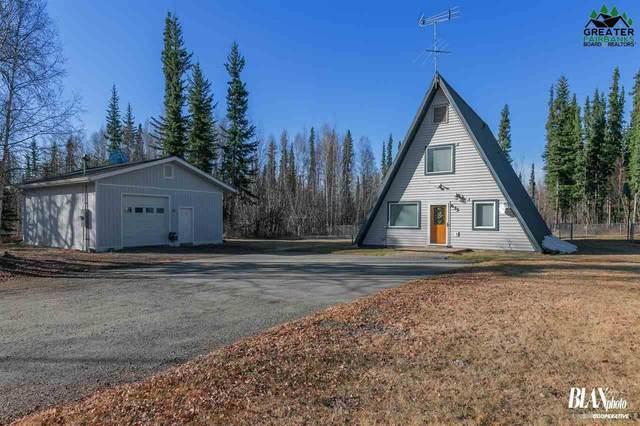 635 Hurricane Drive, North Pole, AK 99705 (MLS #147055) :: Powered By Lymburner Realty