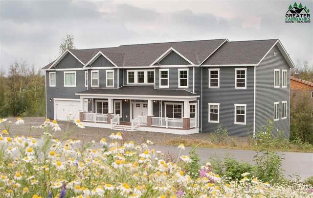 Lot 24 W Chena Hills Drive, Fairbanks, AK 99709 (MLS #147109) :: RE/MAX Associates of Fairbanks