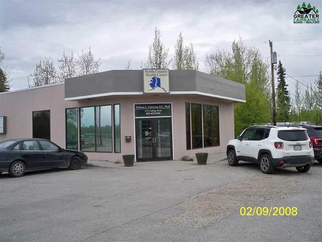 1773 College Road, Fairbanks, AK 99701 (MLS #147225) :: RE/MAX Associates of Fairbanks