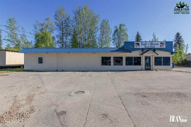 550 3RD STREET, Fairbanks, AK 99701 (MLS #147255) :: RE/MAX Associates of Fairbanks