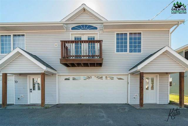 2685 #D Bald Eagle Court, North Pole, AK 99705 (MLS #147298) :: Powered By Lymburner Realty